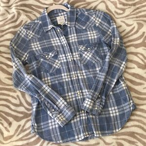 American Eagle Outfitters button down shirt, Small